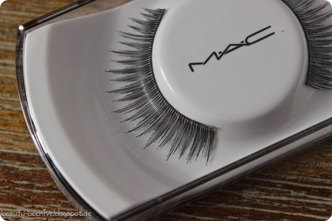 MAC Wimpern Fake Lashes essence frame 4 fame natural effect lashes Duo Wimpernkleber 2