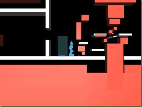 Specter Spelunker Shrinks ゲーム画面
