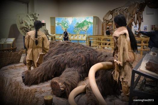 Mammoth kill
