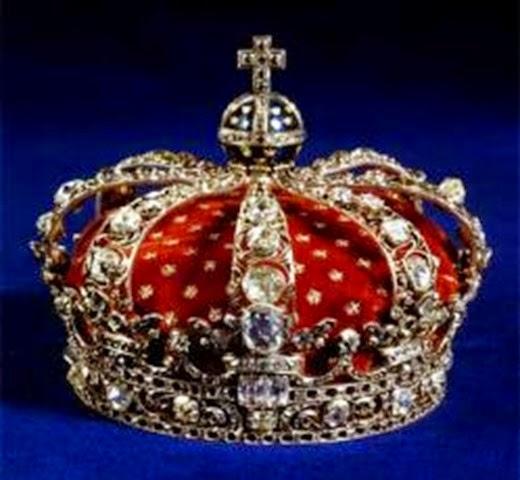 Corona de la reina Luisa