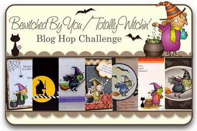 Bewitched By You Blog Hop Challenge