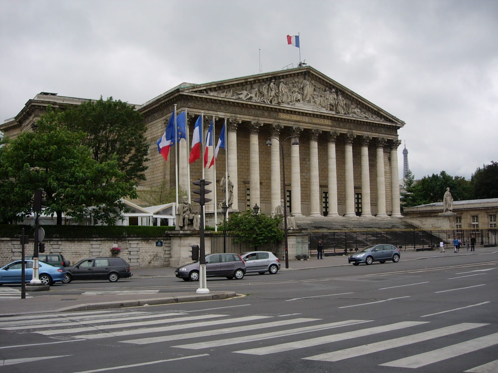Image result for statue sully assemblée nationale