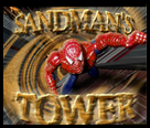 Spider-Man 3 Sandmans Tower