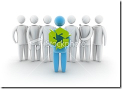 istockphoto_13185189-teamwork-with-recycling-symbol