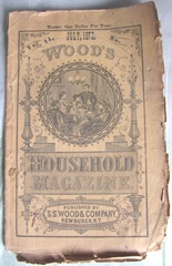 Woods July 1872 Household magazine