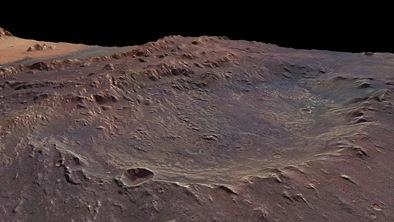 cratera Eberswalde