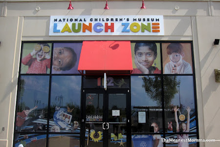 National Children's Museum Launch Zone