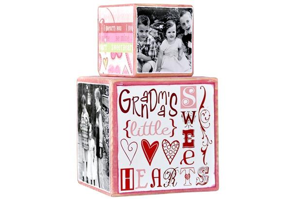 Valentine Cube 4x6