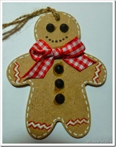 Gingerbread man wooden tag[4]