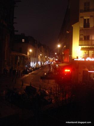 Rue Montmarte