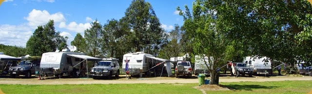 Kedrons at Standown Caravan Park