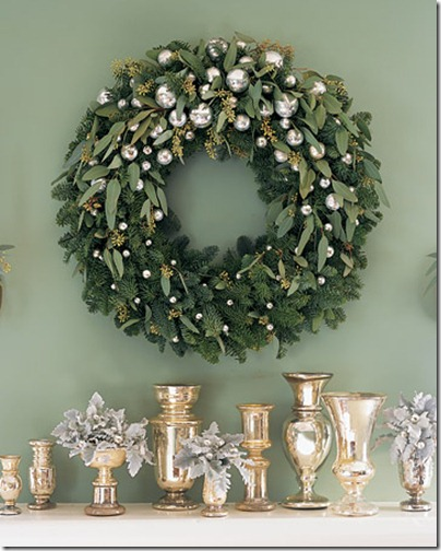 martha stewat dot com fir and eucalyptus wreath