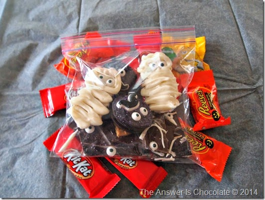 Mummy Monster Treats