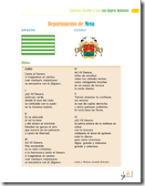 jugarycolorear -Bandera, escudo e himno de meta