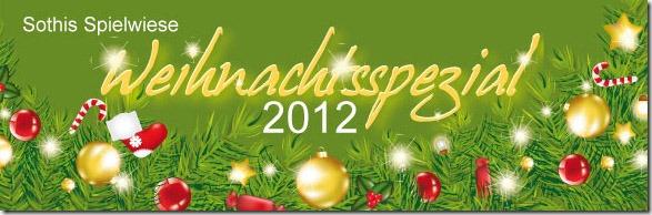 Weihnachtsspezial 2012