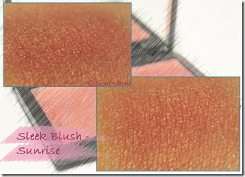 Swatch-Sleek Blush-Sunrise Kopie