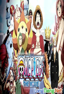 Đảo Hải Tặc 2008 - One Piece Movie 2008
