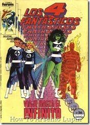 P00057 - Los 4 Fantásticos v1 #56
