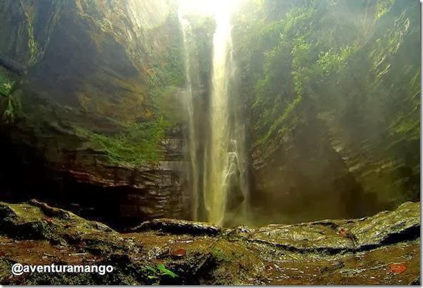 Cachoeira de Santa Bárbara 3