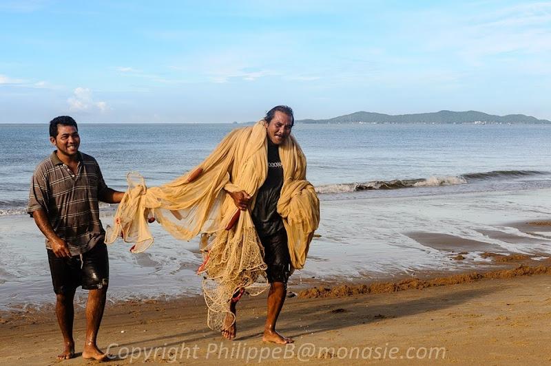 La plage de Rayon