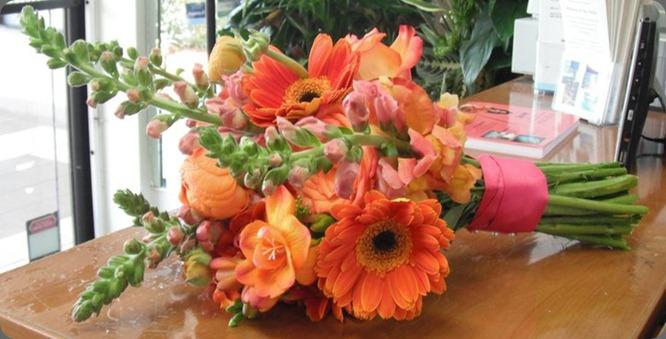 snapdragon gerber, snap dragon, ranaculus terra flowers miami