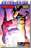 P00002 - 133- Astonishing Spider-Man &amp; Wolverine howtoarsenio.blogspot.com #3