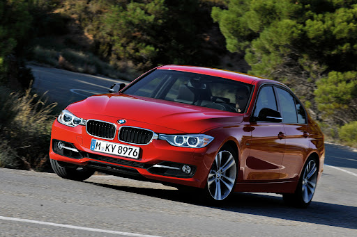 Die neue BMW 3er Limousine, Sport Line (10/2011)The new BMW 3 Series Sedan, Sport Line (10/2011)