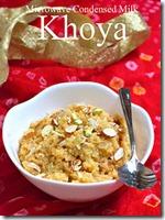 Microwave Khoya