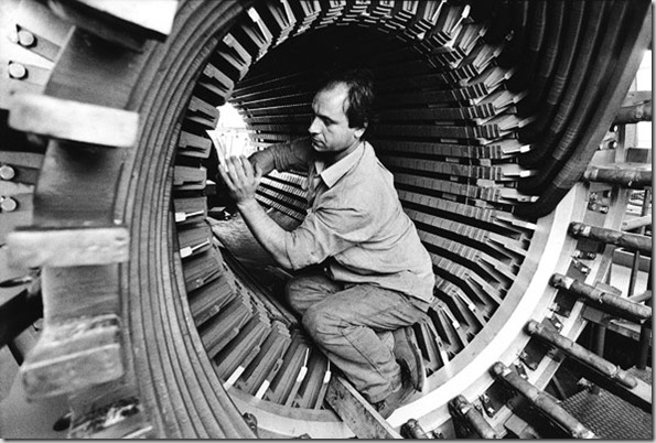 Industria Ansaldo Grandi Motori, Genova Sampierdarena, 1992