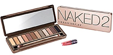 Urban decay Naked Palette 2 Sephora eyeshadow brush nude lip junkie Singapore Ion orchard ngee ann city marina bay sands great world city vivocity