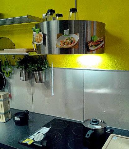 Design Dunstabzughaube für die moderne Küche