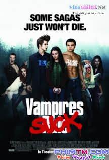 Hút Máu - Vampires Suck