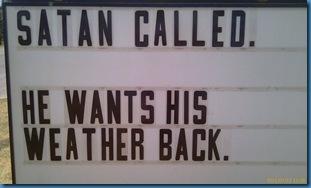 Satan Called