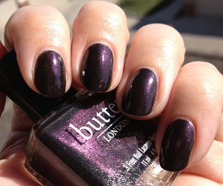 butter LONDON Branwen's Feather 2