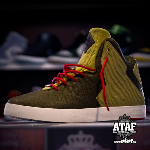 A Look at Nike LeBron XI NSW Lifestyle 8220King of Miami8221