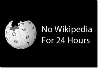 Wikipedia-Closes-for-the-Day-to-Protest-Against-SOPA