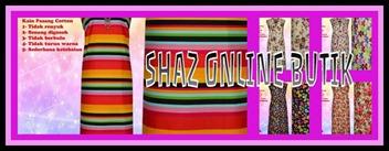 shaz online butik