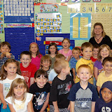 Cici's Pizza Pledge Mount Olive Mrs. Bowman's Kindergarten Class