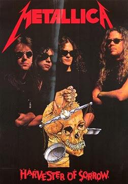 Metallica - Visual Músicas