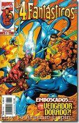 P00015 - Los 4 Fantásticos v3 #15