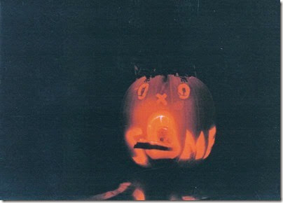1996 SOME Pumpkin Carving Contest Entry