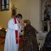 Rok 2012 - Hodinka s bl. sestrou Zdenkou 30.12.2012