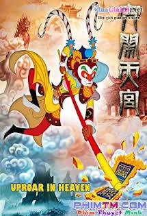 Đại Náo Thiên Cung - The Monkey King Tập HD 1080p Full