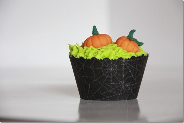 halloween cupcakes marsipan gresskar IMG_7467