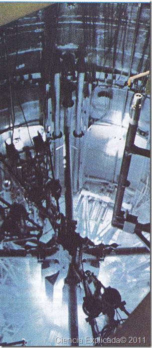 reactor estudios nucleares