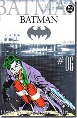 P00006 - Coleccionable Batman #6 (de 40)