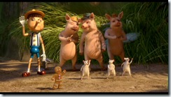 amis de Shrek