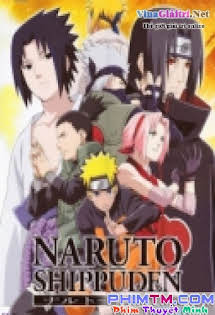 Naruto Shippuuden - Naruto Shippuuden Tập 483 484 Cuối