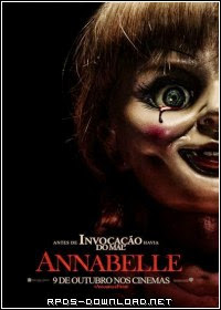 Download Annabelle HC HDRip AVI Dual Áudio + RMVB Dublado Baixar Filme 2014