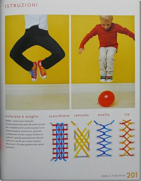Martha Stewart Art & Craft per i tuoi bambini - Giunti - lacci scarpe intrecciati 2